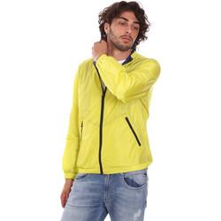 Îmbracaminte Bărbați Geci și Jachete Refrigiwear RM0G99400NY0195 Verde