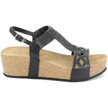 Pantofi Femei Sandale  Grunland SB1283 Negru