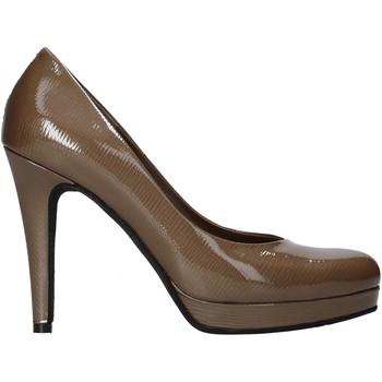 Pantofi Femei Pantofi cu toc Grace Shoes 950 Maro