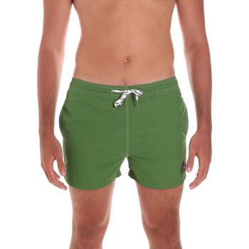 Îmbracaminte Bărbați Maiouri și Shorturi de baie Key Up 298XM 0001 Verde