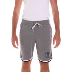 Îmbracaminte Bărbați Pantaloni scurti și Bermuda Key Up 2S65F 0001 Gri