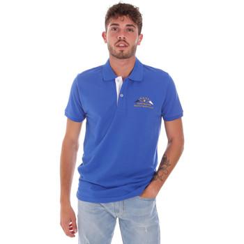 Îmbracaminte Bărbați Tricou Polo mânecă scurtă Key Up 2G96Q 0001 Albastru