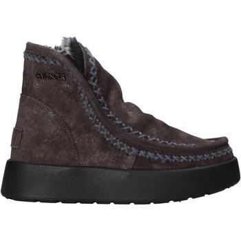 Pantofi Femei Ghete Café Noir DZ6020 Gri