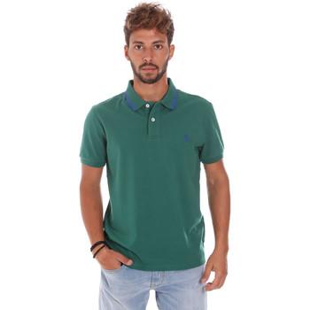 Îmbracaminte Bărbați Tricou Polo mânecă scurtă U.S Polo Assn. 38238 50336 Verde