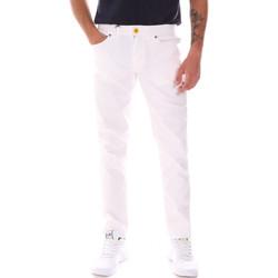 Îmbracaminte Bărbați Pantaloni  Gaudi 811FU26005 Alb