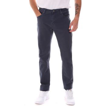 Îmbracaminte Bărbați Pantaloni  Gaudi 921BU25001 Albastru