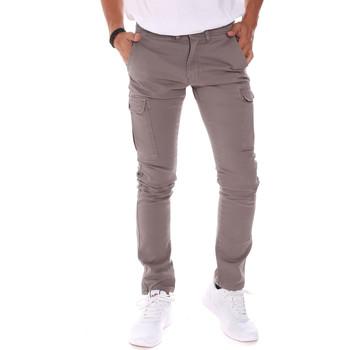 Îmbracaminte Bărbați Pantaloni  Gaudi 021GU25005 Gri
