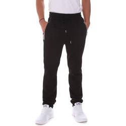Îmbracaminte Bărbați Pantaloni  Key Up 2FS43 0001 Negru