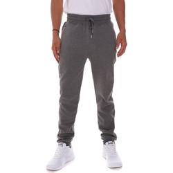 Îmbracaminte Bărbați Pantaloni  Key Up 2FS43 0001 Gri
