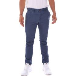 Îmbracaminte Bărbați Pantaloni  Gaudi 911BU25021 Albastru