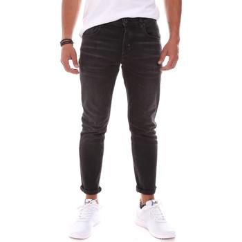 Îmbracaminte Bărbați Jeans slim Antony Morato MMDT00226 FA750235 Negru