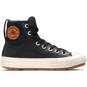 Pantofi Copii Pantofi sport stil gheata Converse 271710C Negru