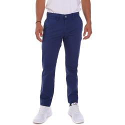 Îmbracaminte Bărbați Pantaloni  Gaudi 811BU25016 Albastru