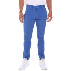 Îmbracaminte Bărbați Pantaloni  Gaudi 811FU25019 Albastru
