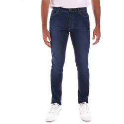 Îmbracaminte Bărbați Jeans slim Navigare N651020 Albastru