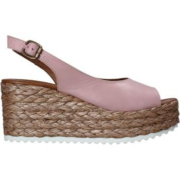 Pantofi Femei Pantofi cu toc Bueno Shoes N3603 Roz