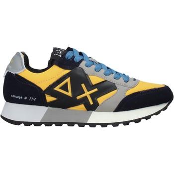 Pantofi Bărbați Sneakers Sun68 Z41114 Galben