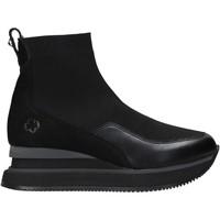 Pantofi Femei Ghete Apepazza F1MIDHIGH01/SOC Negru
