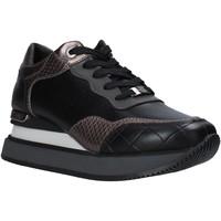 Pantofi Femei Pantofi sport Casual Apepazza F1MIDHIGH07/LEA Negru