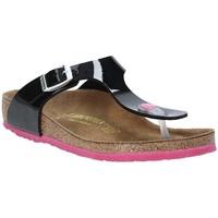 Pantofi Copii  Flip-Flops Birkenstock 845863 Negru