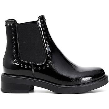Pantofi Femei Ghete Café Noir EA9240 Negru