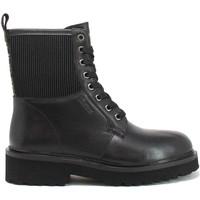 Pantofi Femei Ghete Blauer F1IVY01/LEA Negru