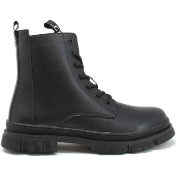 Pantofi Copii Ghete Cult GUN Negru