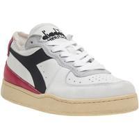 Pantofi Bărbați Pantofi sport Casual Diadora 201176282 Alb