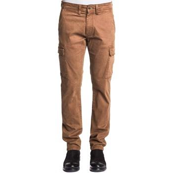 Îmbracaminte Bărbați Pantaloni Cargo Gaudi 121GU25003 Verde