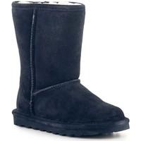 Pantofi Femei Cizme de zapadă Bearpaw Buty zimowe  Elle Short 1962W Navy navy