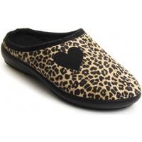 Pantofi Femei Papuci de casă Northome 71783 BROWN