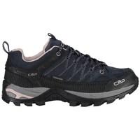 Pantofi Femei Drumetie și trekking Cmp Rigel Wmn Trekking Negre