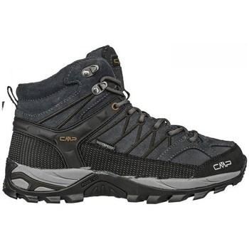 Pantofi Bărbați Drumetie și trekking Cmp Rigel Mid Trekking Gri