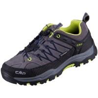 Pantofi Copii Drumetie și trekking Cmp Kids Rigel Trekking Gri
