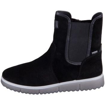 Pantofi Copii Pantofi sport stil gheata Superfit Lora Negre
