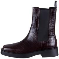 Pantofi Femei Ghete Vagabond Shoemakers Jillian Cafenii