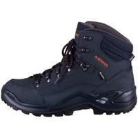 Pantofi Bărbați Drumetie și trekking Lowa Renegade Gtx Albastru marim