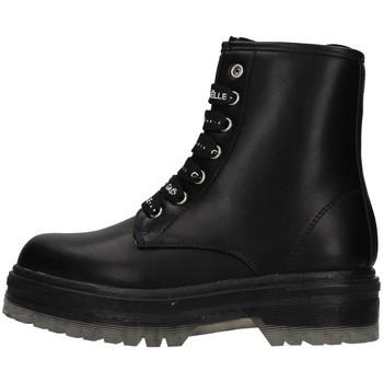 Pantofi Fete Botine GaËlle Paris G-1150 BLACK