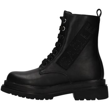 Pantofi Fete Botine GaËlle Paris G-1232 BLACK