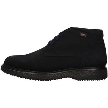 Pantofi Bărbați Ghete CallagHan 12302 BLUE