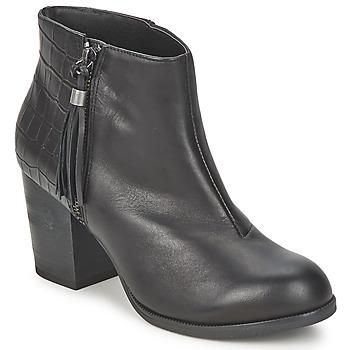 Pantofi Femei Botine Dune London NOD Black