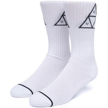 Accesorii Bărbați Sosete Huf Socks tt crew Alb
