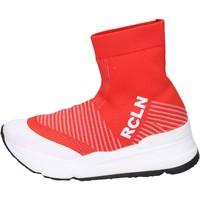 Pantofi Femei Pantofi sport stil gheata Rucoline BH885 Roșu