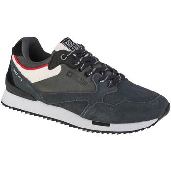 Pantofi Bărbați Pantofi sport Casual Big Star Shoes Grise