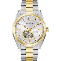 Ceasuri & Bijuterii Bărbați Ceasuri Analogice Bulova 98A284, Automatic, 42mm, 3ATM Argintiu