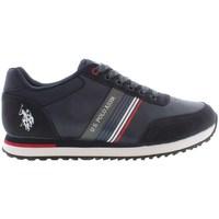 Pantofi Bărbați Pantofi Oxford  U.S Polo Assn. XIRIO001MAYH1 Grafit
