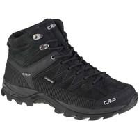 Pantofi Bărbați Pantofi sport stil gheata Cmp Rigel Mid Negre