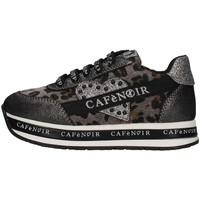 Pantofi Fete Pantofi sport Casual Café Noir C-1491 GREY