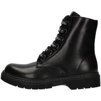 Pantofi Fete Botine Café Noir C-1431 BLACK