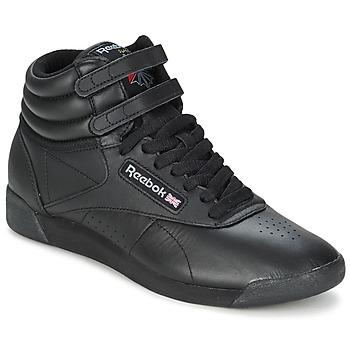 Pantofi Femei Pantofi sport Casual Reebok Classic FREESTYLE HI Negru